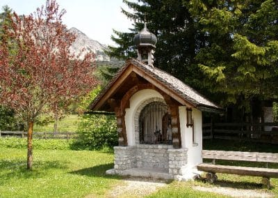 Kapelle im Tannheimer Tal